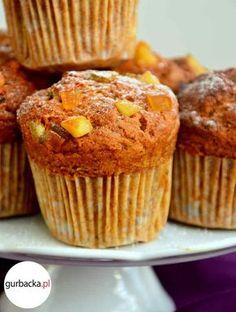 Nie zmarnuj sezonu na dynie! Wypróbuj łatwe i szybkie w wykonaniu babeczki, którymi zachwycą się wszyscy dookoła! Muffinki dyniowe to strzał w dziesiątkę! Polish Recipes, Fun Cupcakes, A Pumpkin, Healthy Cooking, Sweet Recipes, Donuts, Food And Drink, Sweets, Cookies