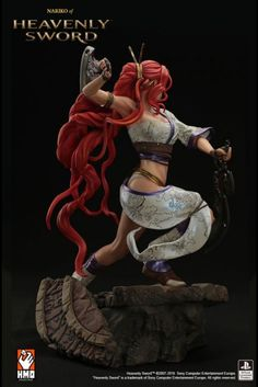 37 Best Heavenly Sword Images Heavenly Sword Sword Concept Art