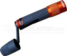 Gerber 31-001796 Bear Grylls Rechargeable Torch (LED Flashlight), 80 Max Lumens