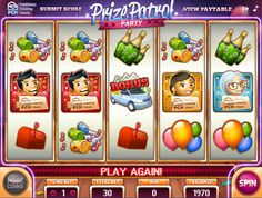 Get ready for a classic slots game with a PCH twist! Prize Patrol Party Slots gives you a daily chance to win $100 AND tokens! Play NOW