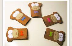 Parmak kukla maymunlar :)