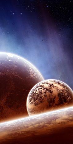 Space-Planets-Nebula-Star-Moon.