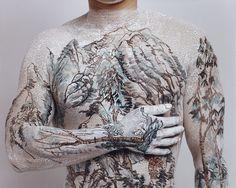 1999 Huang Yan (b1966, Jilin Province; multimedia artist, Taoist, and businessman based in Beijing)