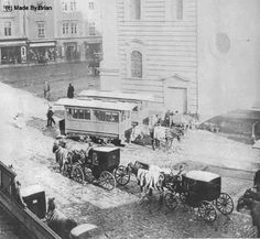 Timisoara - Piata Sf. Gheorghe - 1895