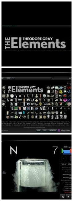 Amazing! This app lets you see real pictures of all of the elements on the Periodic Table!