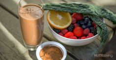 Boost your metabolism with this fruity and sweet NutriBlast recipe, with a special kick from our Superfood Fat Burning Boost, a mix of all natural, organic ingredients shown to help increase metabolic...