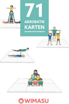 The Acrobatic file: on the school Acrobatics can be carried out with student groups up to the secondary level and should therefore be in everyone's repertoir Partner Yoga, Iyengar Yoga, Ashtanga Yoga, Pediatric Ot, Yoga Lifestyle, Physical Education, Physics, About Me Blog, Student