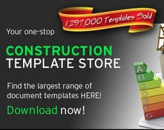 Construction document templates, forms and reports for project managers that is preconfigured for Excel, Word, Powerpoint and PDF complete with formulas - PMBOK approved. Rental Agreement Templates, Schedule Templates, Checklist Template, Lesson Plan Templates, Payroll Template, Invoice Template, Essay Template, Report Template, Reference Letter Template