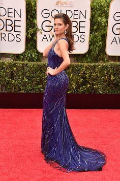 Maria Menounos Photos: Arrivals at the Golden Globe Awards — Part 2