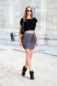 Street style de Paris - Showbit