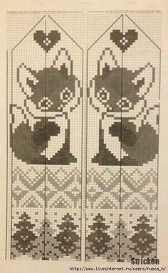 Stricken image (5) (430x700, 228Kb),  #228Kb #430x700 #Image #Stricken Knitting Charts, Knitting Stitches, Baby, Rugs, Animals, Character, Home Decor, Google, Tejidos