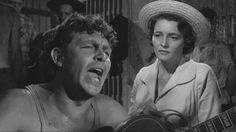 """A Face in the Crowd"" with Andy Griffith and Patricia Neal (1957)"