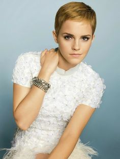 Emma Watson- I am I'm love with this so much.