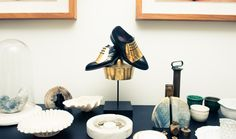 Gold, lots of gold. http://www.thecoveteur.com/ellery-brand-kym-ellery/