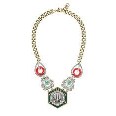 Lulu Frost for J.Crew harvest moon necklace - lulu frost - Women's jewelry - J.Crew