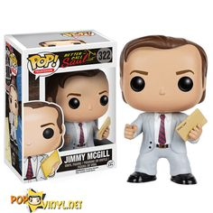 Jimmy McGill of Better Call Saul Now Available for Pre-Order http://popvinyl.net/other/jimmy-mcgill-better-call-saul-now-available-pre-order/  #BetterCallSaul #BetterCallSaulPop!vinylfigure