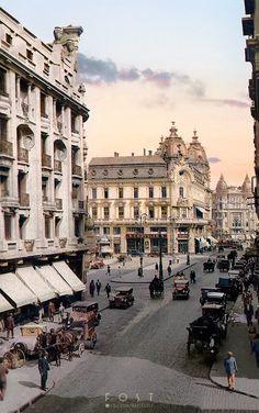 Bucharest, Palace, Louvre, Street View, Building, Travel, Viajes, Buildings, Palaces