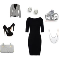 """""""Law School/Courtroom Ready"""" by jen-rose-reiter-smith on Polyvore"""