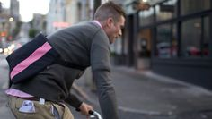 Rapha + Paul Smith Musette