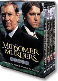 Midsomer Murders: Midsomer Murders is a British television detective drama that has aired on ITV since The show is based on the books by Caroline Graham British Mystery Series, Mystery Show, Great Tv Shows, Old Tv Shows, Fiona Dolman, Detective, John Nettles, Graham, English Drama