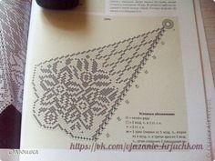 Delicadezas en crochet Gabriela: 4 Modelos de sombrillas