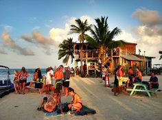 Caye Caulker Bars | Caye Caulker, Belize