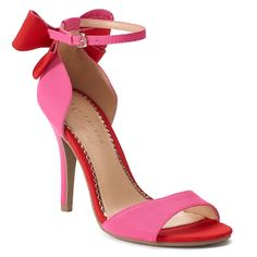 e9826d2f5 LC Lauren Conrad Romantic Women s High Heel Sandals Lauren Conrad Shoes