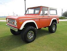 Ford : Bronco EXPLORER 1973 ford bronco explorer