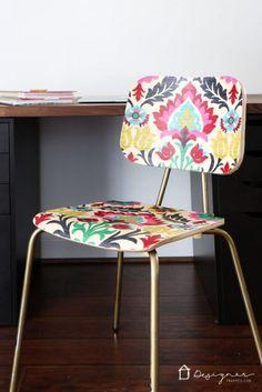 Adu in pic de culoare in casa ta cu unul dintre aceste 7 proiecte DIY!