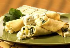 Receita de Panquecas de ricota  Veja mais em http://www.comofazer.org/culinaria/receita-de-panquecas-de-ricota/