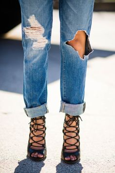 #Zara lace up #heels #shoes #love