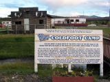 Coldfoot, Alaska- Worlds Northern Most Truck Stop.  Was here in 2001.