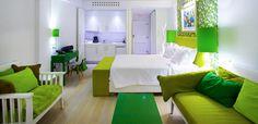 Grecian green