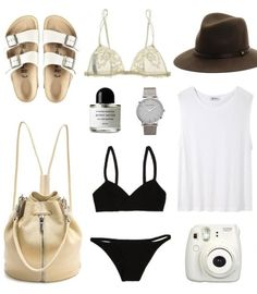 summer essentials by studded hearts Outfits Spring, Spring Summer Fashion, Summer Essentials, Fashion Outfits, Womens Fashion, Fashion 2014, Polyvore Outfits, What To Wear, Personal Style