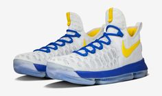 You Can Already Buy KD 9s In Warriors Colors | Sole Collector
