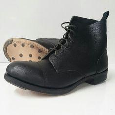 William Lennon Ammo boots