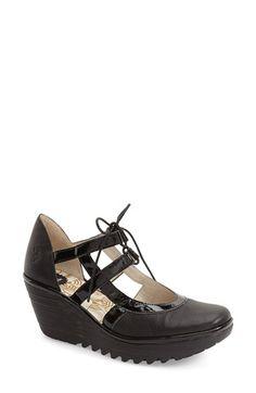 e4bcc2c9eab Fly London  Yett  Wedge Pump 😍😍😍😍 Fly London Shoes Woman