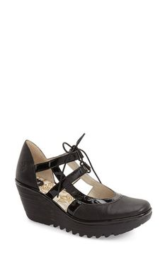 Fly London 'Yett' Wedge Pump