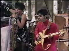 prince and nona gaye | ビデオ: Prince » Prince - Love Sign feat. Nona Gaye (live TV 1994)