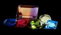 I just want to swim around in these gems.  gemstones | design + medium | venerari