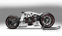 Album - yamaha-electric-motorcycle-concept