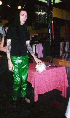 Marilyn Manson badass
