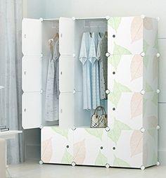 Portable Clothes Closet Modular Wardrobe by KOUSI-Freesta... https://smile.amazon.com/dp/B01JYW0G6C/ref=cm_sw_r_pi_dp_x_SrKnzbS8V045D