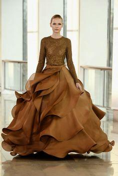 awesome Красивое коричневое платье (50 фото) — С чем носить, как выбрать украшения?