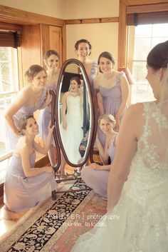 20+ Must Take Wedding Photos With Your Bridesmaids ❤ Don't forget to include your bridesmaids in your wedding album. See more: http://www.weddingforward.com/must-take-wedding-photos-with-bridesmaids/ #wedding #bride #bridesmaid #weddingphotos