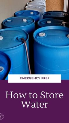Emergency Preparedness Kit, Emergency Preparation, Survival Prepping, Survival Skills, Home Remedy For Cough, Cough Remedies, Water Storage, Food Storage, Sore Throat And Cough