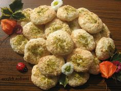 آشپزون : شیرینی نارگیلی