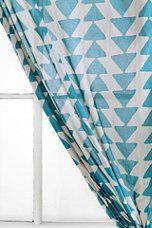 Urban Outfitters - Magical Thinking Triangle Chain Curtain