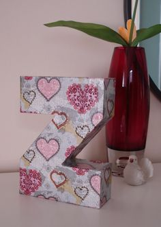 Decorative hearts theme