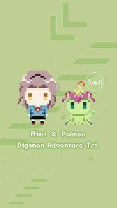 Mimi & Palmon